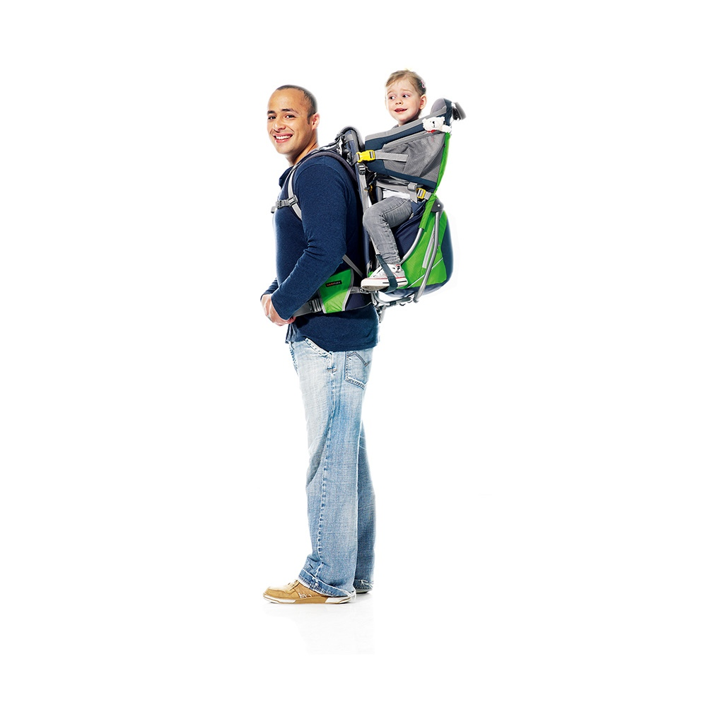 Deuter Kid Comfort Air, in action