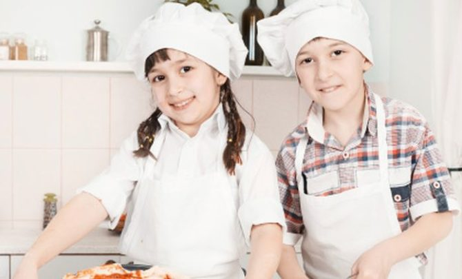 Getting Kids Involved in Meal Planning