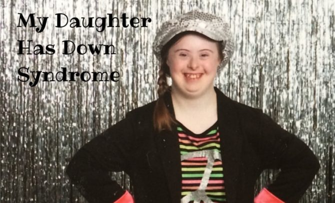 My Daughter HasDown Syndrome copy